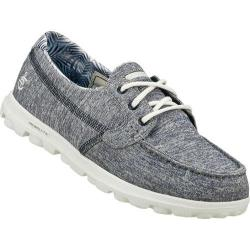Women's Skechers On the GO Flagship Navy/White