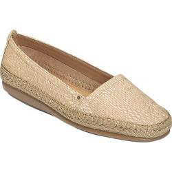 Women's Aerosoles Solitaire Natural Eyelet