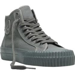 PF Flyers Center Hi Mono Charcoal Canvas