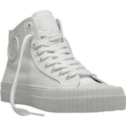 PF Flyers Center Hi Mono White Canvas