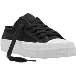 PF Flyers Center Lo Mono Black Canvas