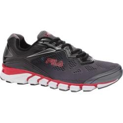 Men's Fila Mechanic 2 Energized Castlerock/Black/Fila Red