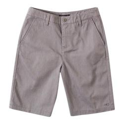 Boys' O'Neill Contact Shorts Heather Grey