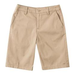 Boys' O'Neill Contact Shorts Khaki