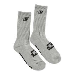 Men's O'Neill Double Take Socks (3 Pairs) Heather Grey