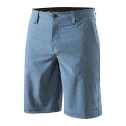 Men's O'Neill Heather Hybrid Freak Shorts Dark Blue