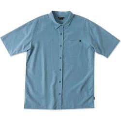 Men's O'Neill Lanikai Button-Down Shirt Adriatic Blue