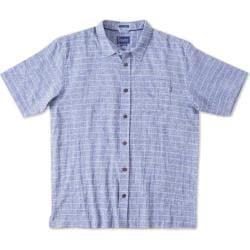 Men's O'Neill Regatta Button-Down Shirt Denim Blue
