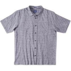 Men's O'Neill Regatta Button-Down Shirt Grey