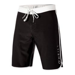 Men's O'Neill Santa Cruz Scallop Boardshorts Black