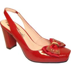 Women's Bellini Genesis Red Polyurethane