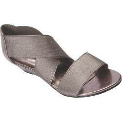 Women's Bellini Fawn Pewter Stretch Fabric
