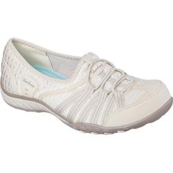 Women's Skechers Relaxed Fit Breathe Easy Dimension Natural