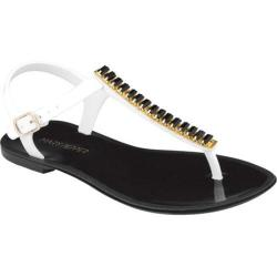 Women's Mary Pepper 2140220528 T-Strap Sandal Black