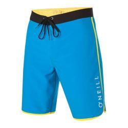 Men's O'Neill Santa Cruz Scallop Boardshorts Bright Blue