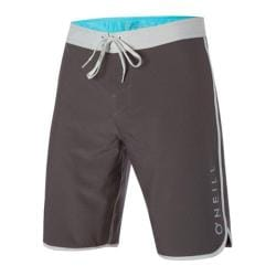Men's O'Neill Santa Cruz Scallop Boardshorts Charcoal