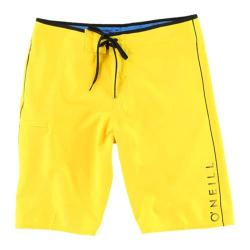 Men's O'Neill Santa Cruz Stretch Yellow