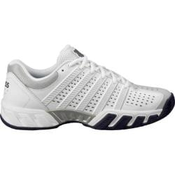 Men's K-Swiss BigShot Light 2.5 White/Glacier Gray/Navy