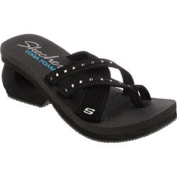 Women's Skechers Cyclers Sea Jewel Sandal Black