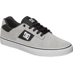 Men's DC Shoes Bridge Grey/Grey/Black