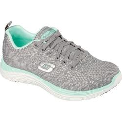 Women's Skechers Relaxed Fit Chimera Gray/Mint