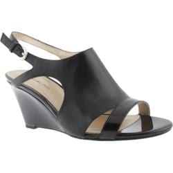 Women's Bandolino Tadaa Black Leather