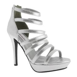 Women's Dyeables Lola Silver Shimmer