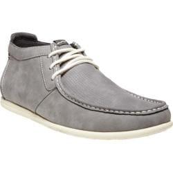 Men's Madden Realm Boot Grey Nubuck