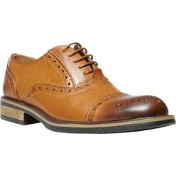 Men's Madden Ziggy Oxford Tan Synthetic