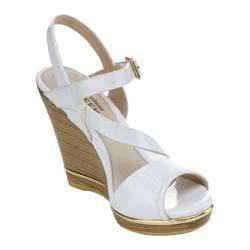 Women's Westbuitti Evina-4 Slingback Sandal White