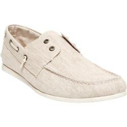Men's Madden Glide Slip-On Natural Fabric