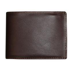 Men's Dopp Regatta Zip Convertible Billfold Mahogany