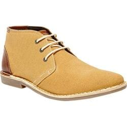 Men's Steve Madden Halloway Chukka Tan Canvas