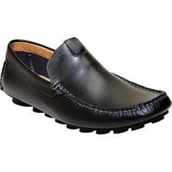 Men's Steve Madden Hannigan Slip-On Black Leather