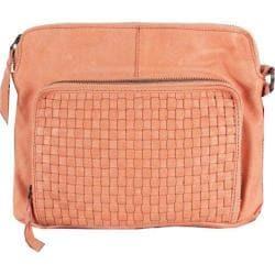 Women's Latico Sloane Cross Body Bag 4001 Pink Leather