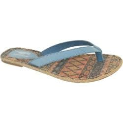Women's Rocket Dog Finch Blue Desert Road PU