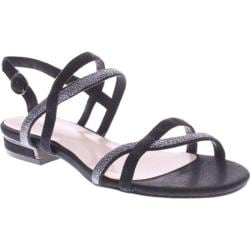 Women's Azura Dursley Sandal Black Manmade