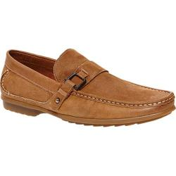 Men's Steve Madden Tavis Slip-On Tan Leather
