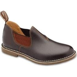 Blundstone Casual Series Slip-On Low Brown Leather