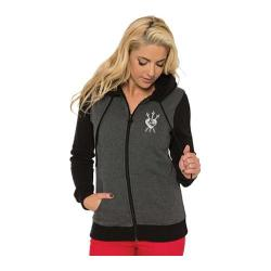 Women's Metal Mulisha The Show Fleece Charcoal Heather