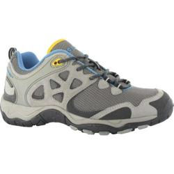 Women's Hi-Tec Alchemy Lite WP Cool Grey/Blue/Yellow