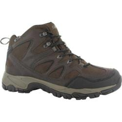 Men's Hi-Tec Altitude Trek Mid I Waterproof Dark Chocolate