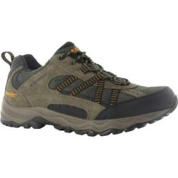 Men's Hi-Tec Cooper Low Waterproof Dark Taupe