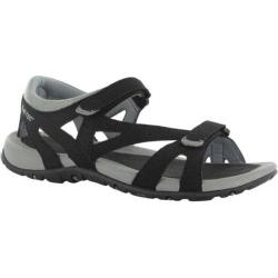 Women's Hi-Tec Galacia Strap Black/Grey