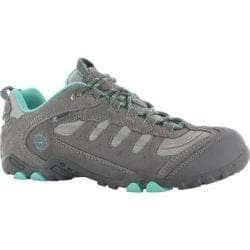 Women's Hi-Tec Penrith Low Waterproof Steel Grey/Aqua