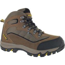Men's Hi-Tec Skamania Waterproof Brown/Gold