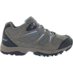 Women's Hi-Tec Trail II Dark Taupe/Powder Blue