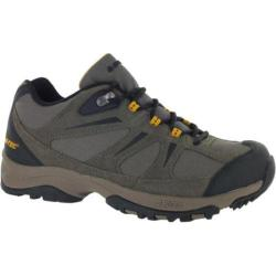 Men's Hi-Tec Trail II Dark Taupe/Gold