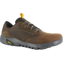 Men's Hi-Tec V-Lite Walk-Lite Witton Waterproof Dark Chocolate/Brown/Gold