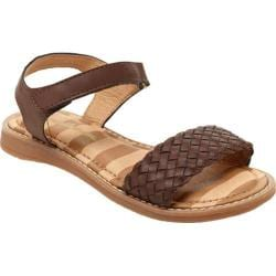 Girls' Hanna Andersson Gisela Medium Brown Synthetic
